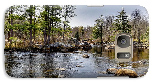 Galaxy S7 Case featuring the photograph Spring Near Moose River Road by David Patterson