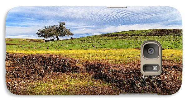 Galaxy Case featuring the photograph Spring On North Table Mountain by James Eddy