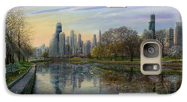 Spring Serenity  Galaxy Case by Doug Kreuger