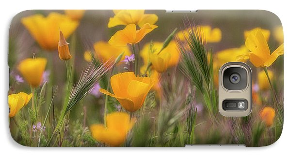 Galaxy Case featuring the photograph Spring Softly Calling  by Saija Lehtonen