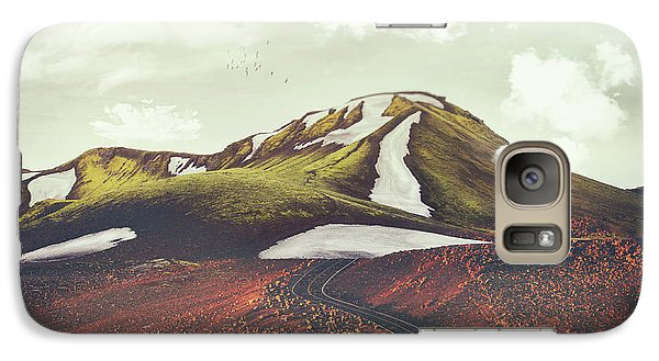 Landscapes Galaxy S7 Case - Spring Thaw by Katherine Smit