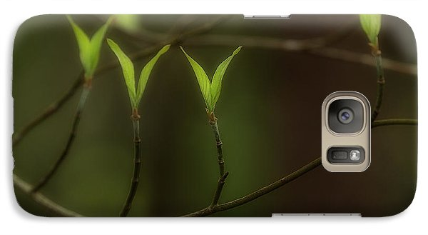 Galaxy Case featuring the photograph Spring Time by Mike Eingle