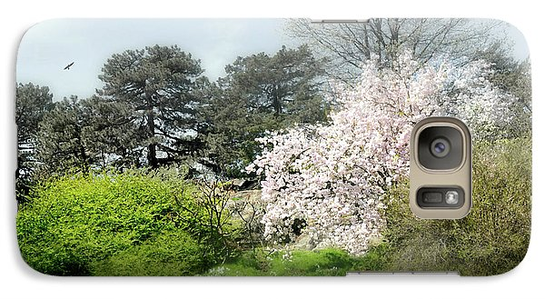 Galaxy Case featuring the photograph Spring Treasures by Diana Angstadt
