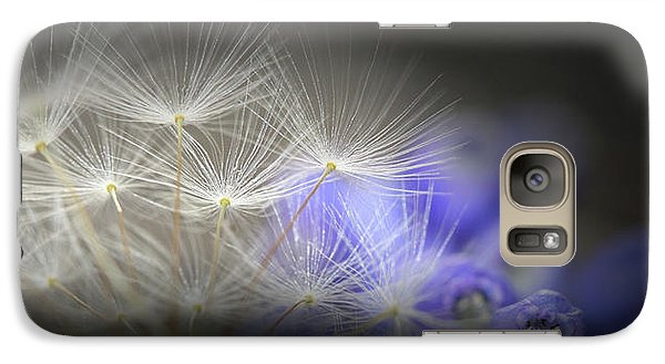 Galaxy Case featuring the photograph Spring Wishes by Kim Henderson