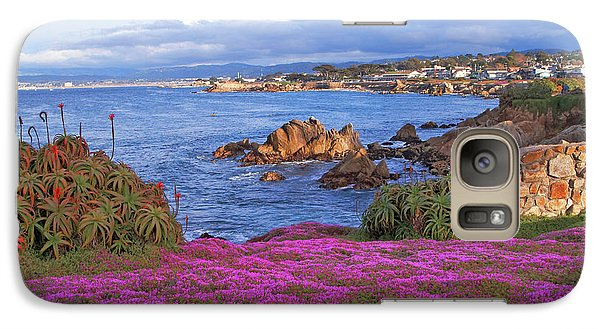 Springtime In Pacific Grove Galaxy S7 Case