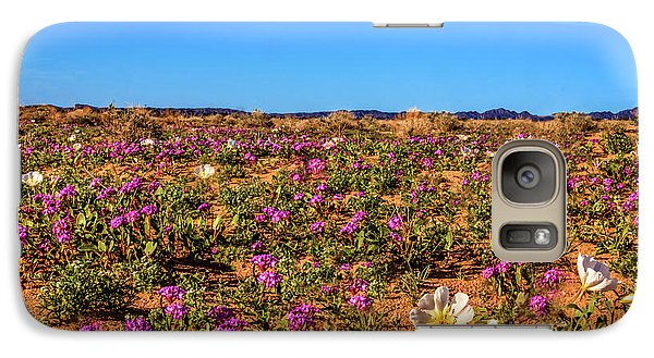 Galaxy Case featuring the photograph Springtime In The Sonoran Desert by Robert Bales