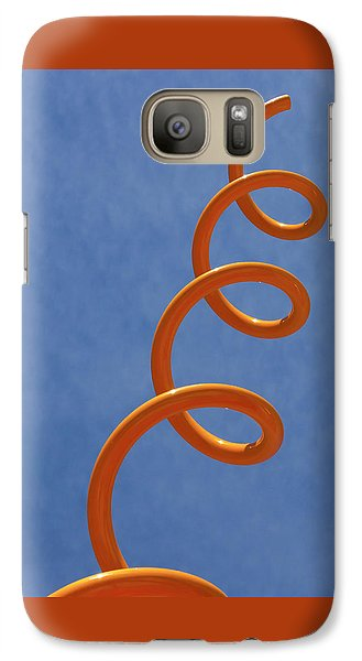 Galaxy Case featuring the photograph Sprung by Christina Lihani