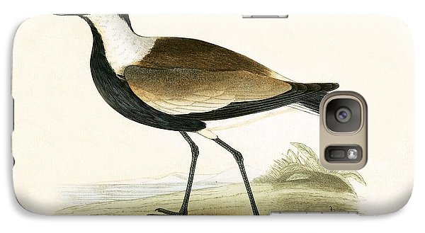 Spur Winged Plover Galaxy Case by English School