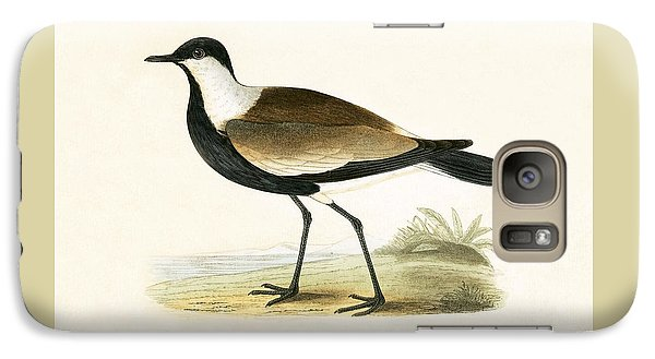 Spur Winged Plover Galaxy S7 Case by English School