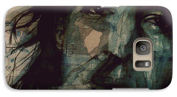 Dallas Galaxy S7 Case - SRV by Paul Lovering