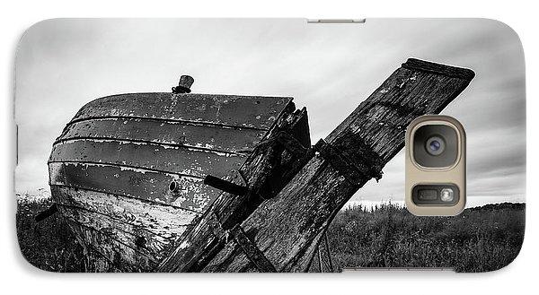 St Cyrus Wreck Galaxy S7 Case