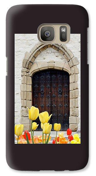 Marquette Galaxy S7 Case - St. Joan Of Arc Chapel by Art Spectrum