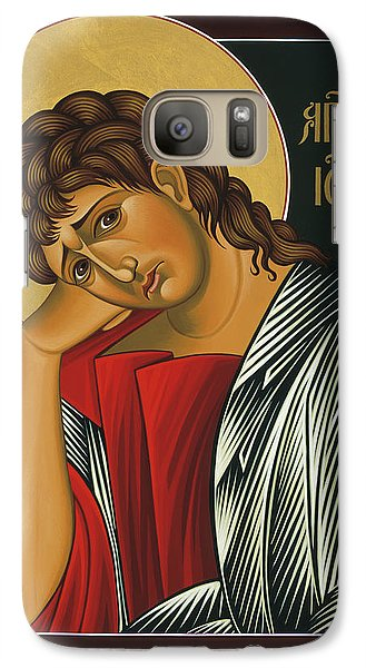 Galaxy Case featuring the painting St. John The Apostle 037 by William Hart McNichols