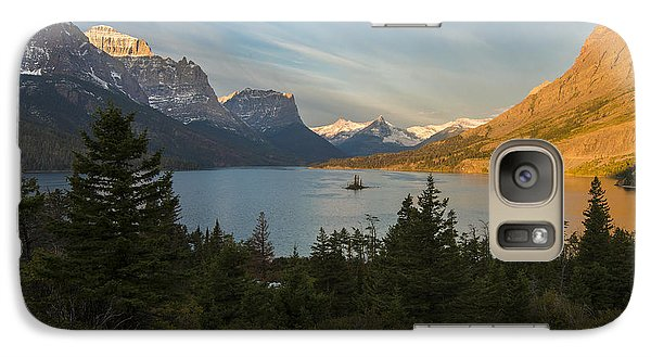 St. Mary Lake Galaxy S7 Case