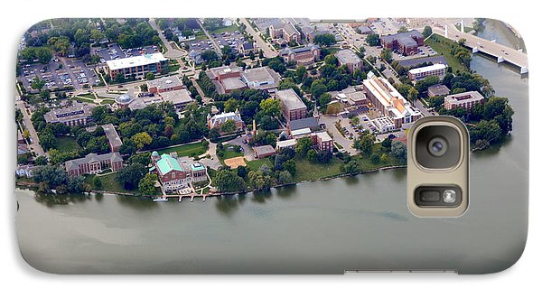 Galaxy Case featuring the photograph St. Norberts University by Bill Lang