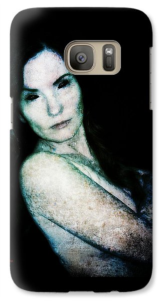 Galaxy Case featuring the digital art Stacy 2 by Mark Baranowski