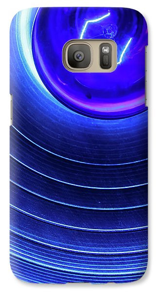 Galaxy Case featuring the photograph Stage Light by KG Thienemann