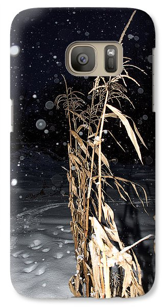 Galaxy Case featuring the photograph Stand Tall by Annette Berglund