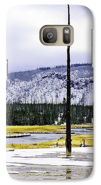 Standing Alone Galaxy S7 Case