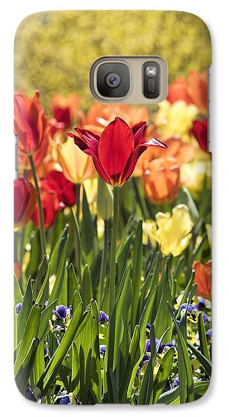 Standing Out  Galaxy S7 Case