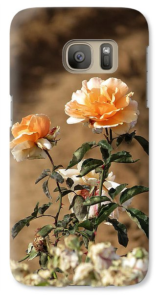 Galaxy Case featuring the photograph Standing Out by Laurel Powell
