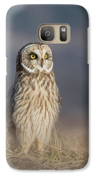 Galaxy Case featuring the photograph Standing Tall by Angie Vogel