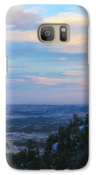 Galaxy Case featuring the photograph Stanley Canyon Hike by Christin Brodie