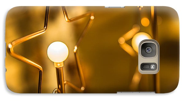 Galaxy Case featuring the photograph Star by Lora Lee Chapman