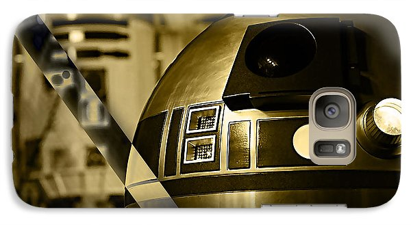 Star Wars R2d2 Collection Galaxy Case by Marvin Blaine