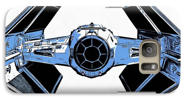 Star Wars Tie Fighter Advanced X1 Galaxy S7 Case