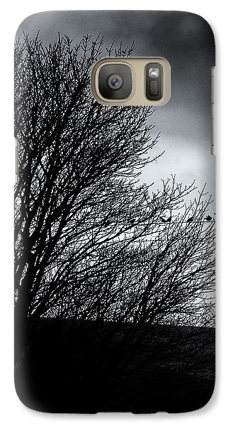 Starlings Roost Galaxy S7 Case by Philip Openshaw