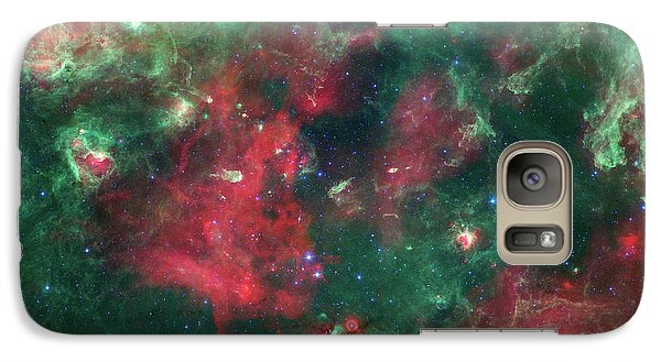 Galaxy Case featuring the photograph Stars Brewing In Cygnus X by Nasa