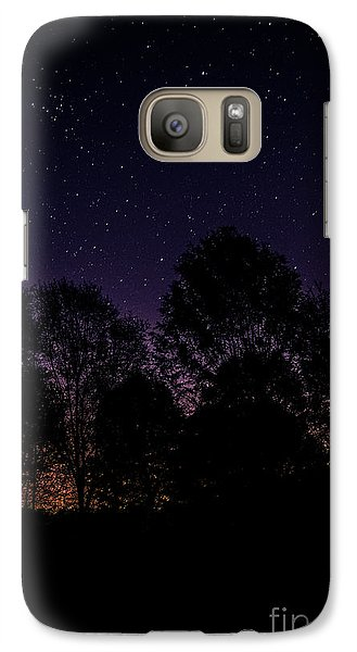 Galaxy Case featuring the photograph Stars by Brian Jones