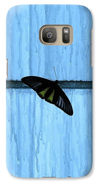 Galaxy Case featuring the photograph Stasis by Misha Bean
