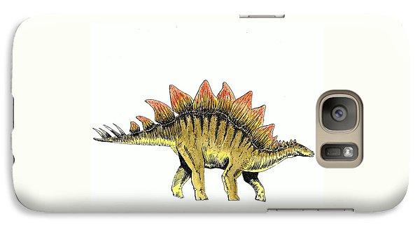 Stegosaurus Galaxy S7 Case
