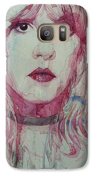 Phoenix Galaxy S7 Case - Stevie Nicks - Gypsy  by Paul Lovering