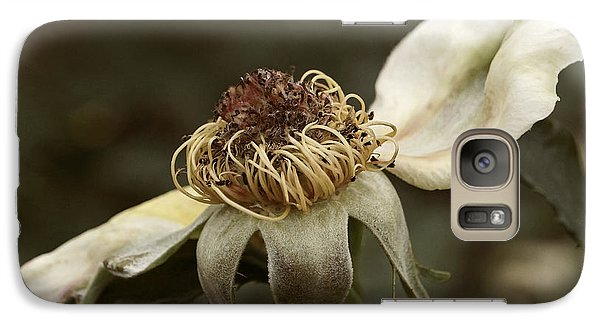 Galaxy Case featuring the photograph Still Beautiful by Inge Riis McDonald