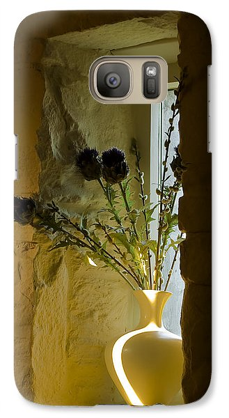 Galaxy Case featuring the photograph Still Image by Gabor Pozsgai