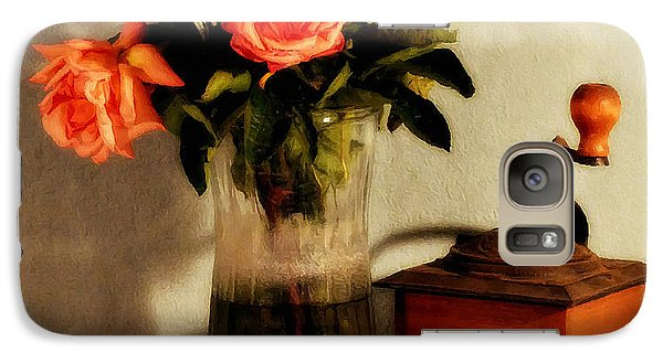 Galaxy Case featuring the photograph Still Life - Aging by Glenn McCarthy Art and Photography