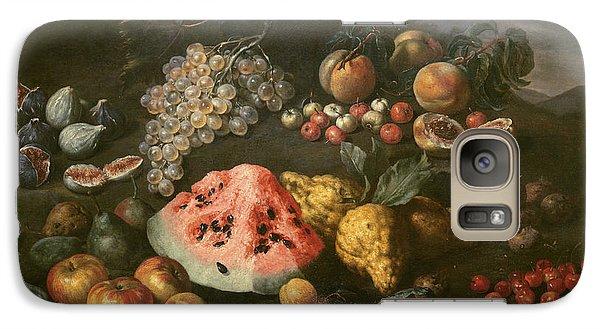 Still Life Galaxy S7 Case by Bartolomeo Bimbi