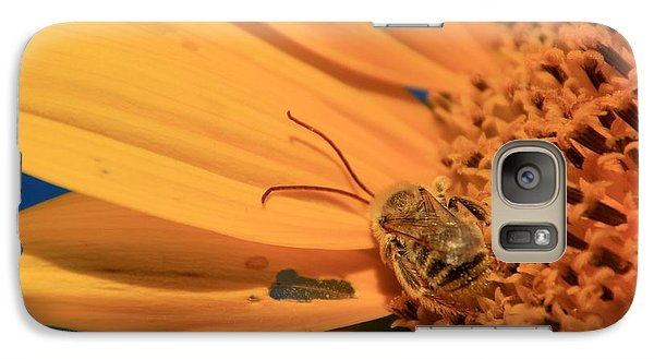 Galaxy Case featuring the photograph Still Sleeping by Chris Berry