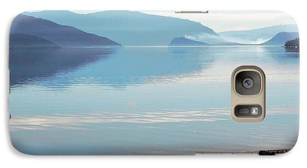 Galaxy Case featuring the photograph Still by Victor K
