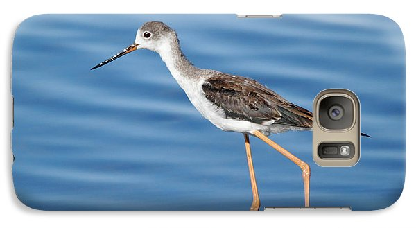 Galaxy Case featuring the photograph Stilt by Richard Patmore