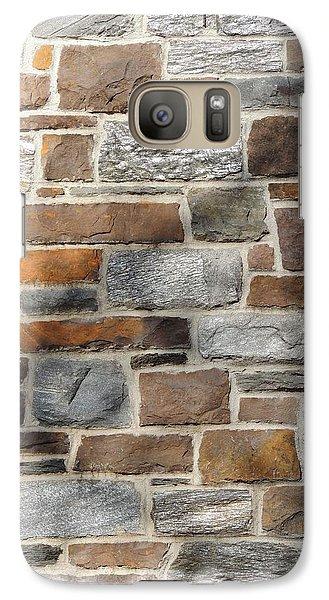 Stone Wall Galaxy S7 Case