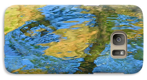 Galaxy Case featuring the photograph Stony Creek by Sherri Meyer