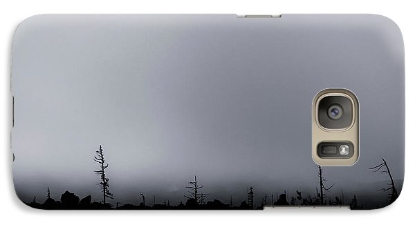 Galaxy Case featuring the photograph Storm by Cat Connor