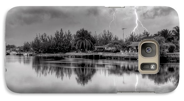 Storm In Paradise Galaxy S7 Case
