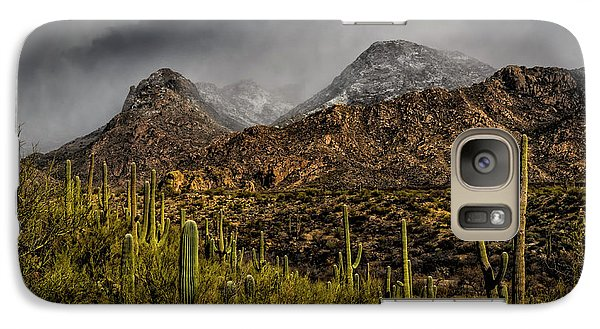Storm Over Catalinas 15 Galaxy S7 Case