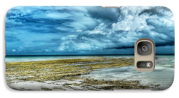 Storm Over Yamacraw Galaxy S7 Case