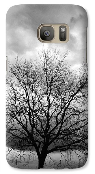 Galaxy Case featuring the photograph Stormy 2 by Joanne Coyle